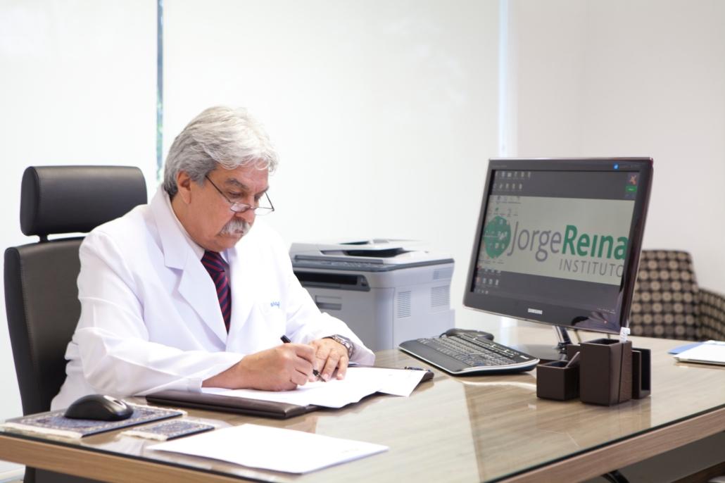 PROF. DR. JORGE HENRIQUE REINA NETO